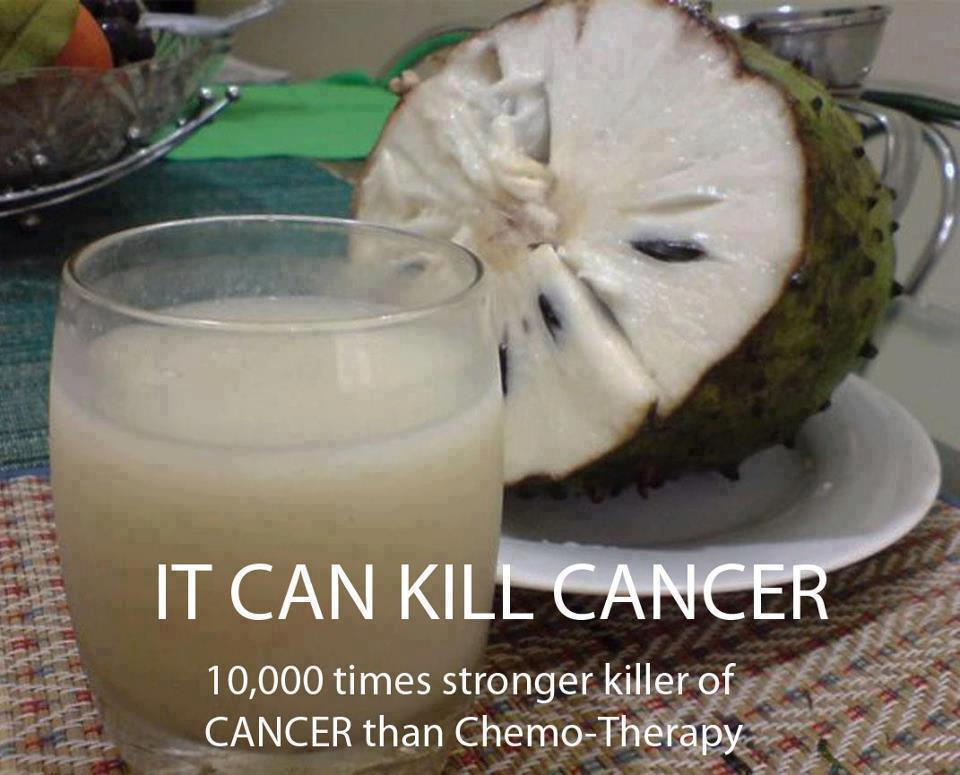 Guyabano The Natural Cancer Cell Killer Veggie Juicing